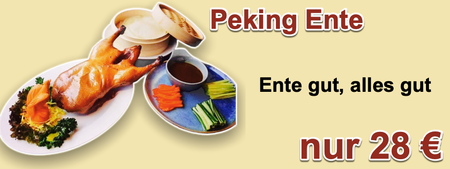 Peking Ente To Go